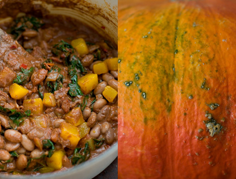 Pumpkin Mole Recipe