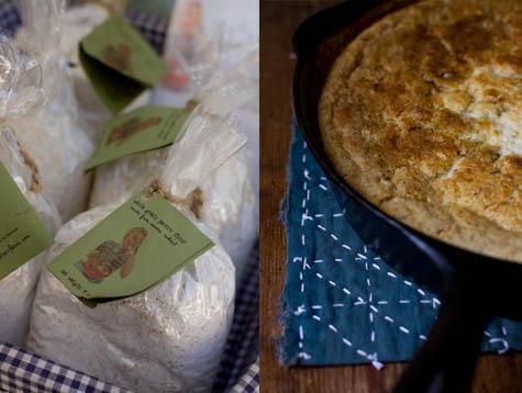 Quinoa Skillet Bread