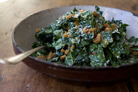 Raw Tuscan Kale Salad Recipe 101 Cookbooks