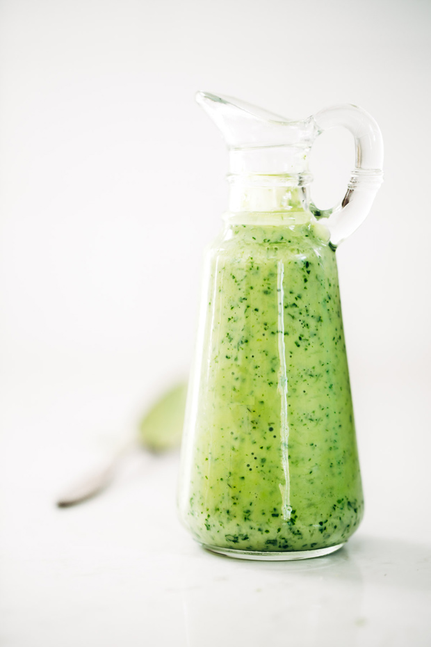 Seven Great Blender Dressings to Keep on Hand