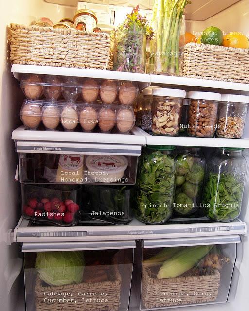 Ten Refrigerators that Inspire Healthy Eating
