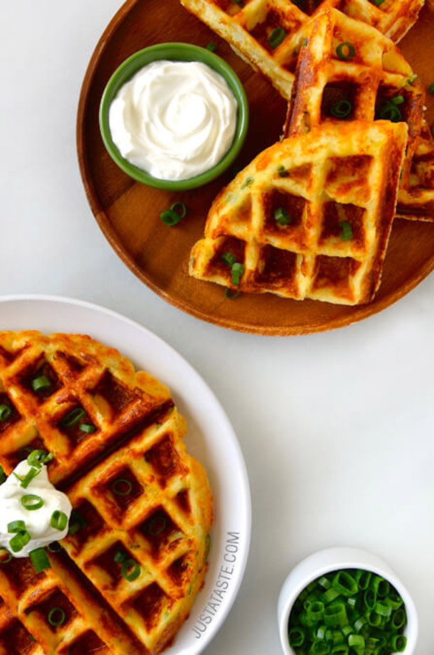 8 Things You Should be Making in your Waffle Iron