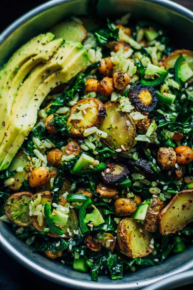 Twelve Whole-Food Plant-Based Kale Recipes You Should Try This Week
