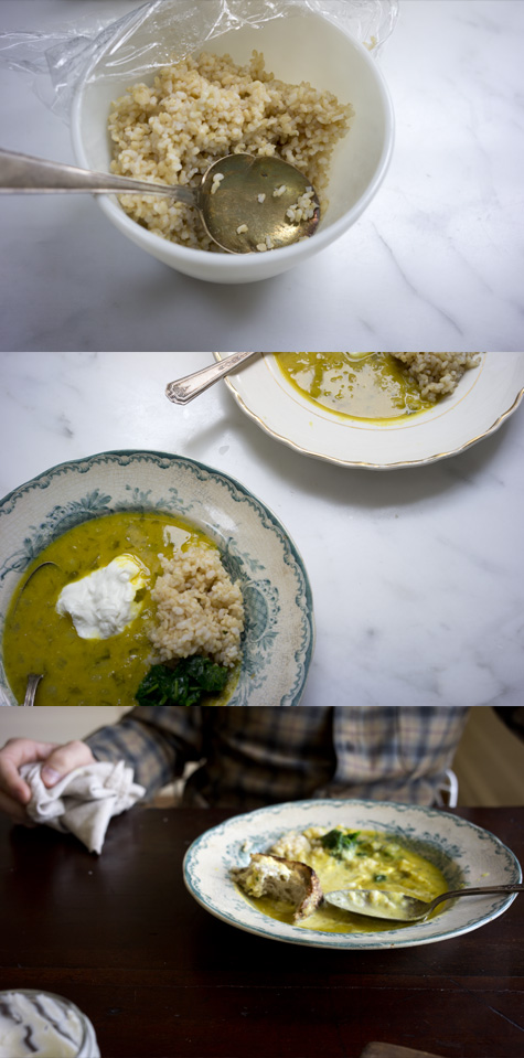 Red Lentil Soup with Lemon Recipe - 101 Cookbooks