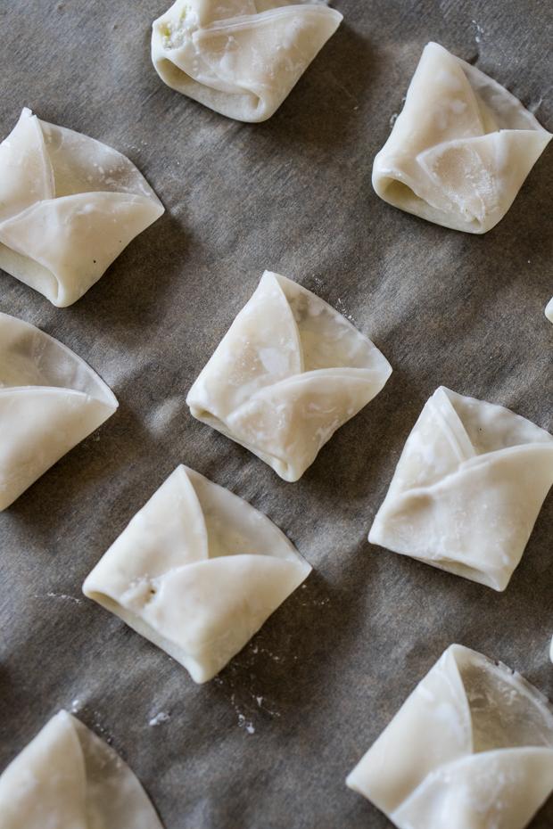 Quick-ish Ricotta Dumplings in Tomato Brodo