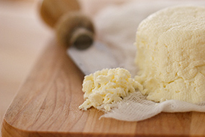 Ricotta Recipe — Dishmaps