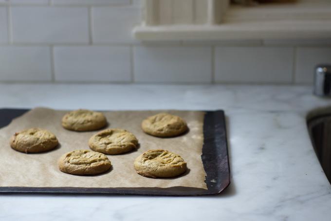 Saffron-Vanilla Snickerdoodles Recipe - 101 Cookbooks