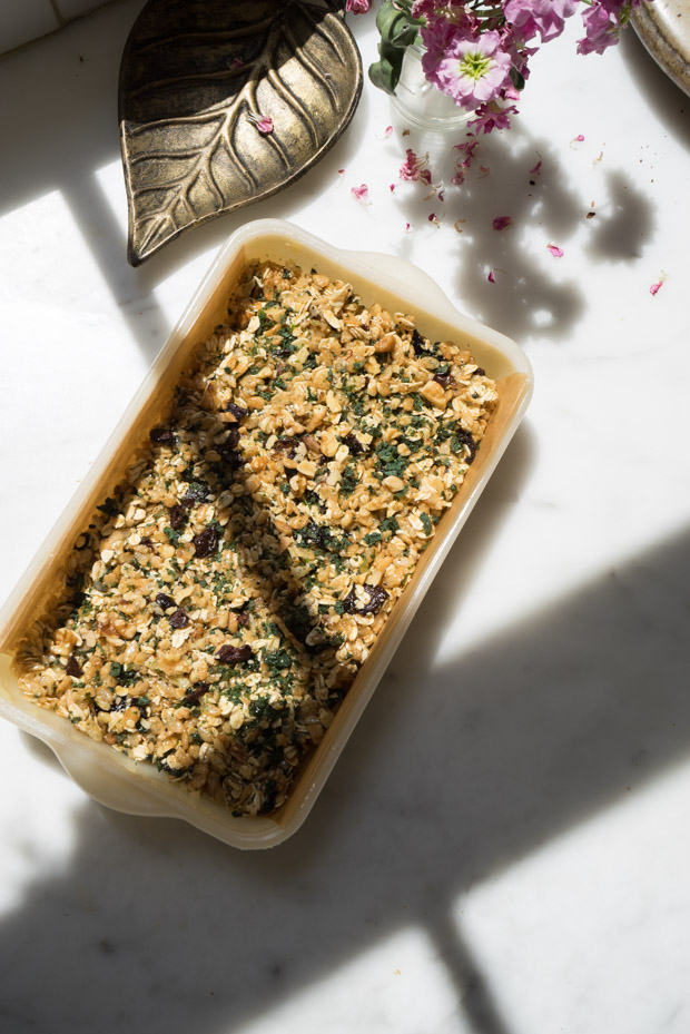 Savory DIY Power Bars