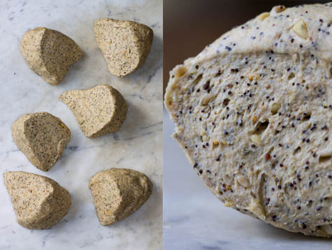 Seeded Flatbread Recipe