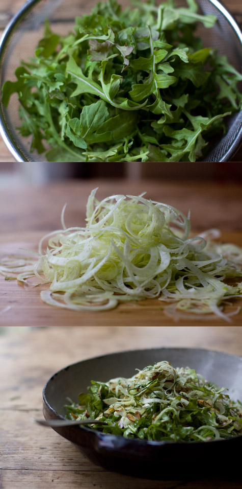 Fennel Salad Recipe