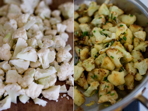 Simple Cauliflower Recipe