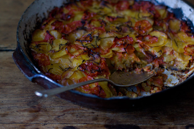 Spiced Tomato Gratin Recipe - 101 Cookbooks