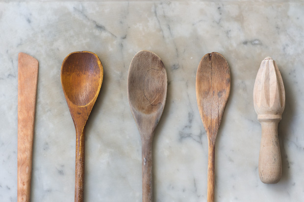 How to make spoons of butter