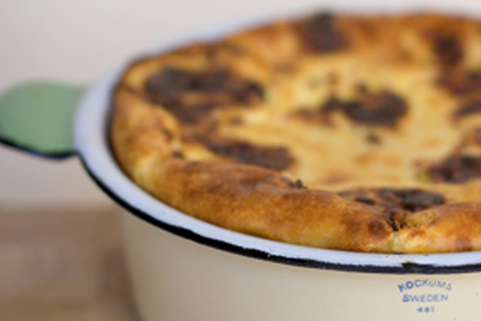 Cheesy Potato Spoon Bread Recipe - 101 Cookbooks