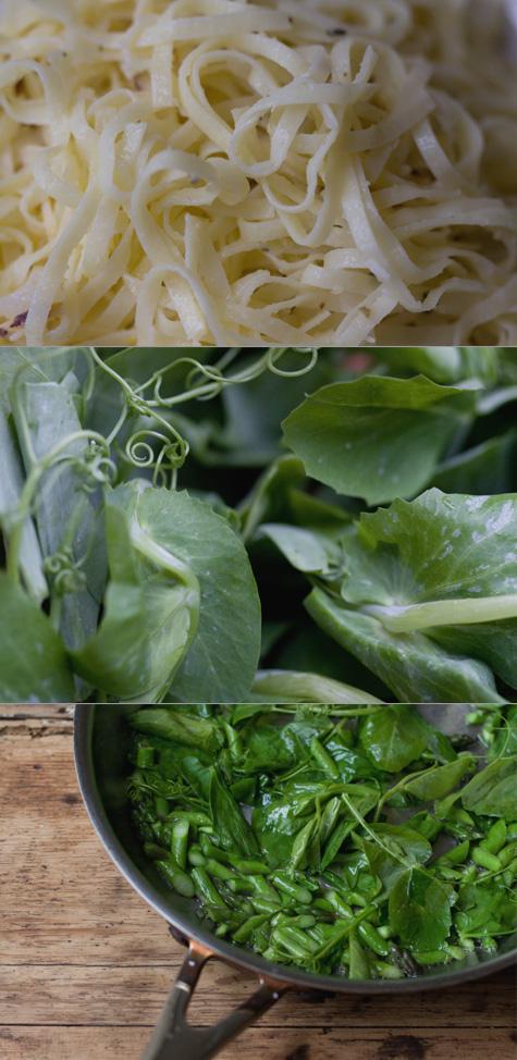 Spring Pasta Recipe