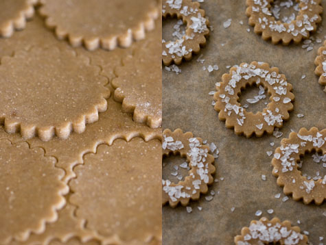Swedish Rye Cookie Recipe