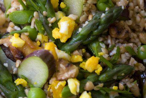 Spring Tabbouleh Recipe - 101 Cookbooks