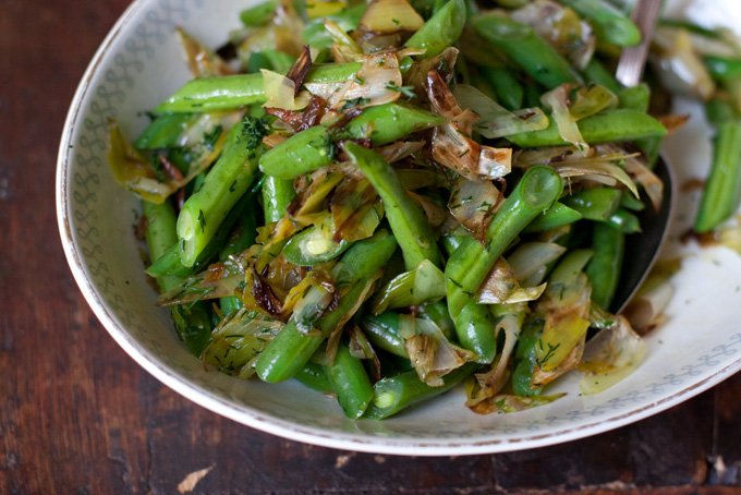 Vibrant Tasty Green Beans Recipe - 101 Cookbooks