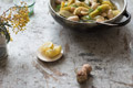 Giant Lemon Fennel Beans recipe
