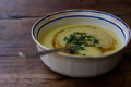 Buttermilk Squash Soup