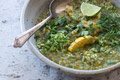 Green Curry Porridge