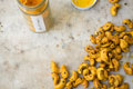 Turmeric Cashews recipe