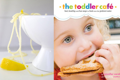 Toddler Cafe Cookbook