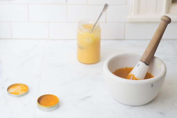 Easy turmeric tea recipes