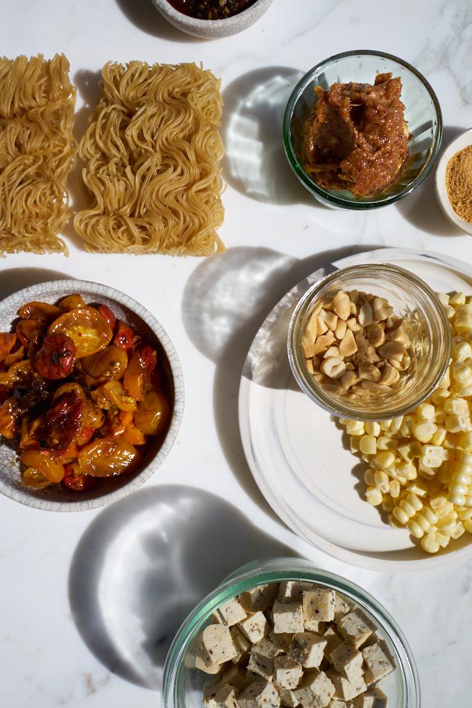 Four Seasons of Veg Ramen Recipes