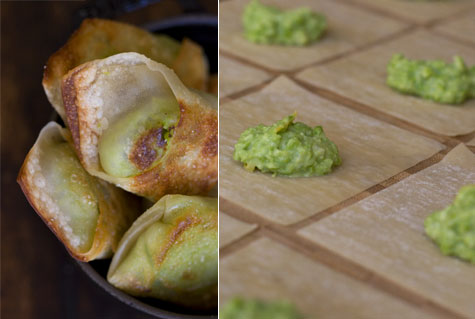 Plump Pea Dumplings Recipe - 101 Cookbooks