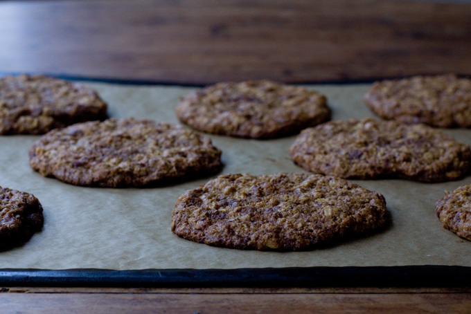 Oatmeal bran cookie recipe