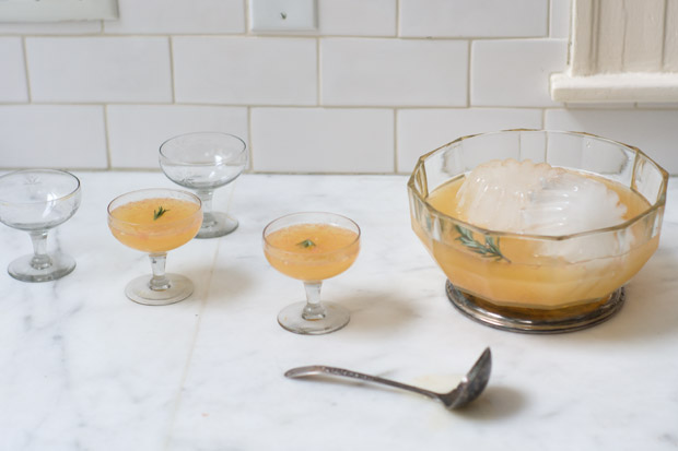 Winter Punch Recipe