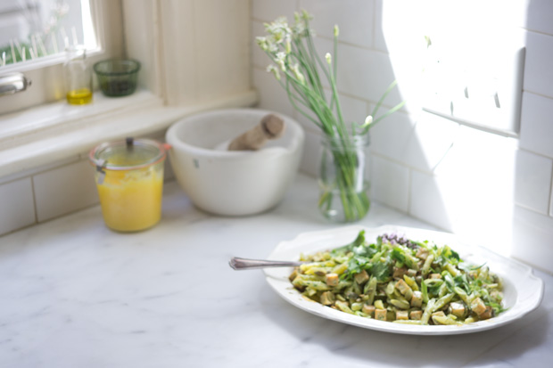 Yellow Bean Salad Recipe